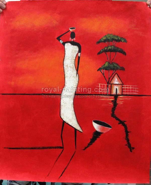 decorative painting on canvas - Decorative Painting
