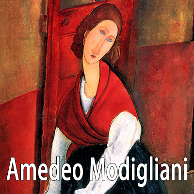 Amedeo Modigliani oil painting reproductions