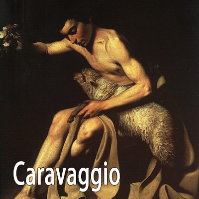 Caravaggio oil painting reproductions