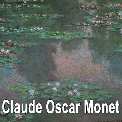 Claude Oscar Monet oil painting reproductions