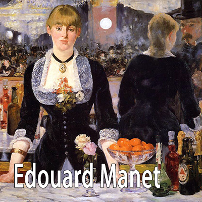 Edouard Manet oil painting reproductions