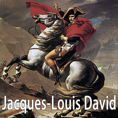 Jacques Louis David oil painting reproductions