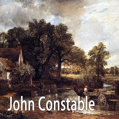 John Constable oil painting reproductions