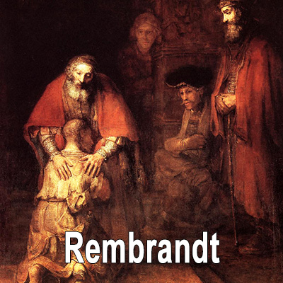 Rembrandt oil painting reproductions