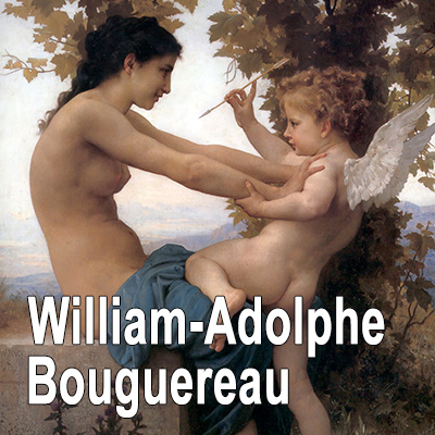 William-Adolphe Bouguereau oil painting reproductions