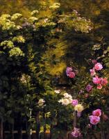 Aagard, Carl Fredrik - The Rose Garden