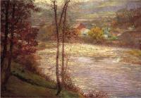 Adams, John Ottis - Morning on the Whitewater, Brookille, Indiana