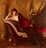 Adams, John Quincy - Portrait Of Countess Michael Karolyi