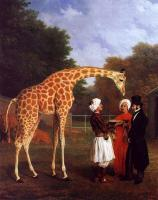 Agasse, Jacques-Laurent - The Nubian Giraffe