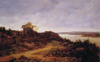 Allonge, Auguste - View from Plougastel, Brittany