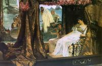 Alma-Tadema, Sir Lawrence - Antony and Cleopatra