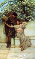Alma-Tadema, Sir Lawrence - Promise of Spring