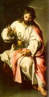 Alonso Cano - St John The Evangelist With The Poisoned Cup