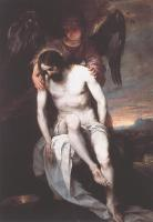 Alonso Cano - The Dead Christ Supported By An Angel