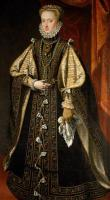 Alonso Sanchez Coello - Anna of Austria, fourth wife of Philip II of Spain