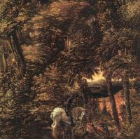 Altdorfer, Albrecht - Saint George in the Forest