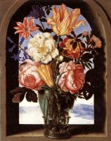Ambrosius Bosschaert - Bouquet of Flowers