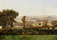 Anderson - A Garden Landscape In The West Country