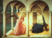 Angelico, Fra - The Annunciation