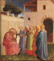 Angelico, Fra - The Naming of St. John the Baptist