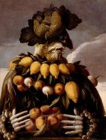 Arcimboldo, Giuseppe - The Seasons Pic 1