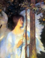 Arthur Hacker - The Cloister of the Bell