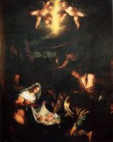 Bassano, Jacopo - The Adoration Of The Shepherds