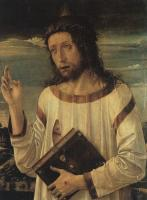 Bellini, Giovanni - Christ's Blessing