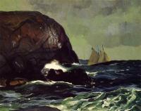 Bellows, George - Beating out to Sea