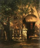 Bierstadt, Albert - Sunlight and Shadow