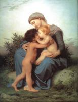 Bouguereau, William-Adolphe - Fraternal Love