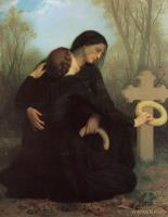 Bouguereau, William-Adolphe - All Saints' Day (Le jour des morts)