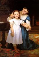 Bouguereau, William-Adolphe - The Shell