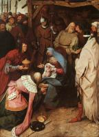 Bruegel, Pieter the Elder - The Adoration of the Kings