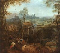 Bruegel, Pieter the Elder - The Magpie on the Gallows