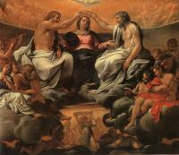 Carracci, Annibale - The Coronation of the Virgin