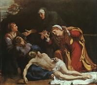 Carracci, Annibale - The Dead Christ Mourned,