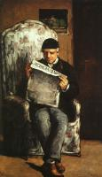 Cezanne, Paul - The Artist's Father