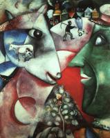 Chagall, Marc - I and the Village