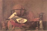 Chardin, Jean Baptiste Simeon - The Attributes of the Sciences