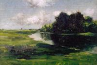 Chase, William Merritt - Long Island Landscape after a Shower of Rain