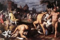 Cornelis van Haarlem - Massacre Of The Innocents