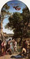 Corot, Jean-Baptiste-Camille - The Baptism of Christ