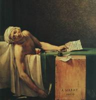 David, Jacques-Louis - The Death of Marat