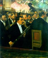 Degas, Edgar - The Orchestra of the Opera