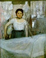 Degas, Edgar - Woman Ironing