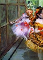 Degas, Edgar - Ballet Dancers in Butterfly Costumes