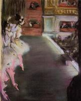 Degas, Edgar - Dancers at the Old Opera House