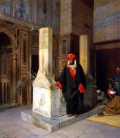 Deutsch, Ludwig - The Prayer at the Tomb