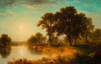 Durand, Asher Brown - Summer Afternoon